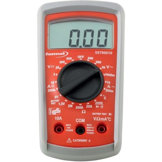FORMAT Digital-Multimeter