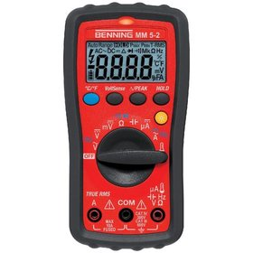 BENNING - Digital-Multimeter MM 5-2
