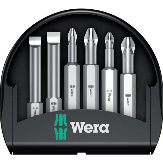 Wera Bit-Sortiment 50mm Bits Mini-Check 50