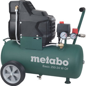 metabo® - Kolbenkompressor (mobil) Basic 250-24 W OF
