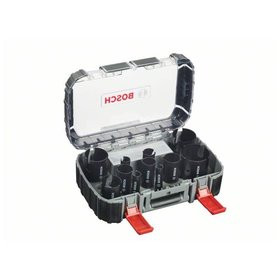 Bosch - Lochsägen-Set Multi Construction Universal 15-teilig ø20 - 76mm