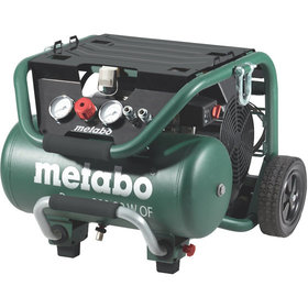 metabo® - Kolbenkompressor (mobil) Power 400-20 W OF, Metabo