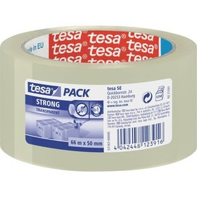 tesa® - tesapack 66m x 50mm transparent 57167