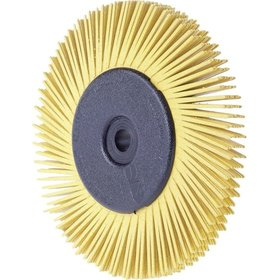 3M™ - Radial Bristle Brush 150x12mm P80 gelb TypC
