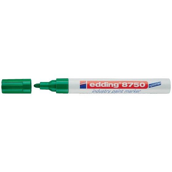 edding - Lackmarker Nr.8750 grün
