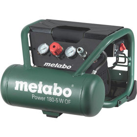 metabo® - Kolbenkompressor (mobil) Power 180-5 W OF, Metabo