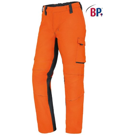 BP(R) - Arbeitshose 2610 833 orange-anthrazit- Grösse 52n