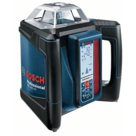 Bosch - Rotationslaser GRL 500 HV mit LR50, BT170HD, GR240