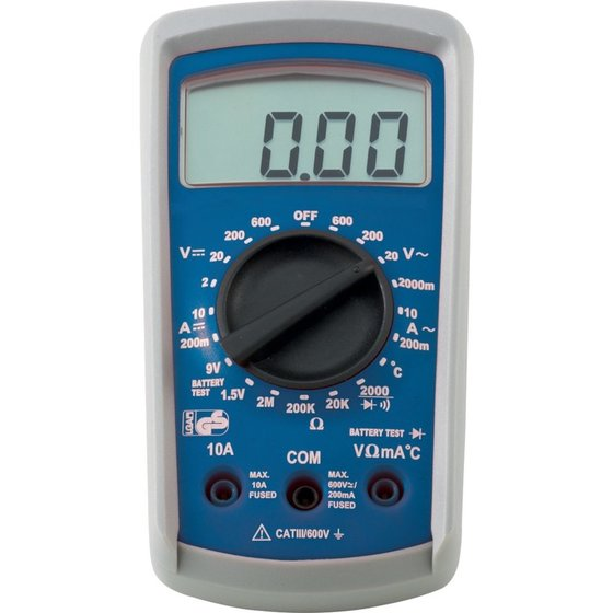 forum® - Digital-Multimeter