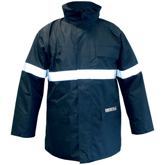 M-Safe(R) - Parka Multinorm- blau- Gr- XL