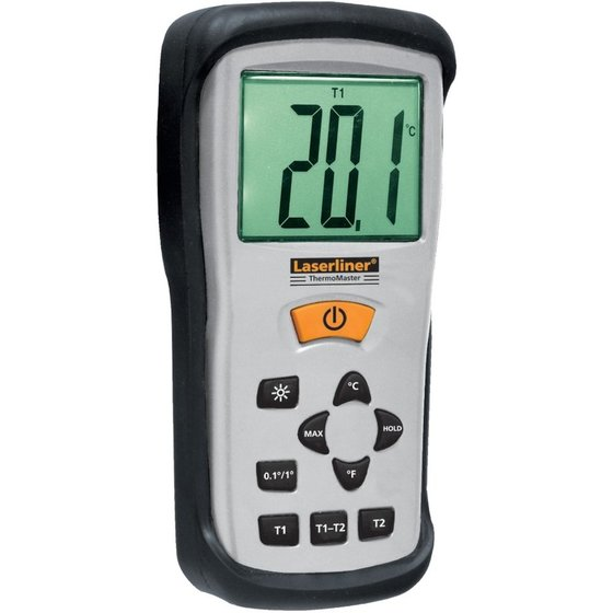 Laserliner® Thermomenter digital ThermoMaster