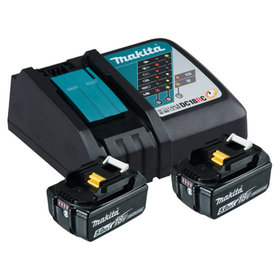 Makita® - Power Source Kit 18,0 V 5,0 Ah 197570-9