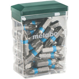 "metabo® - Bit-Box PZ 2, ""SP"" 25-teilig (626711000)"