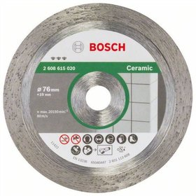 Bosch -  - Diamanttrennscheibe Best for Ceramic, 76 mm, 1,9 mm, 10 mm