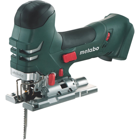 metabo® - Akku-Stichsäge STA 18 LTX 140, Soloversion, MetaLoc
