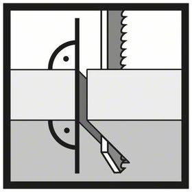 Stichsägenblatt a 3 Stück T 1013 AWP Bosch