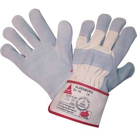 Hase Safety Gloves - Universalhandschuh Oldenburg, Kat. II, weiß, 10