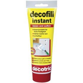 decotric® - Instant-Spachtel 400 g Decofill