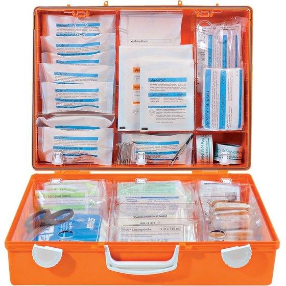 Nachfüllsatz für Verbandskasten Nr. 60300 200-teilig von Holthaus Medical
