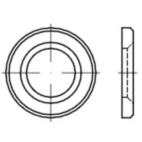 En 14399 6 Stahl 300 Hv Feuerverzinkt P Scheiben Rund Für Hv Verbindungen Im Stahlbau Standard