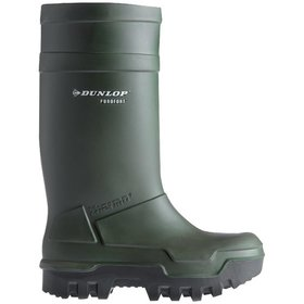 Dunlop® - Gummistiefel Purofort® Thermo+ full safety C662933, DIN EN ISO 20345 S5, grü, 47