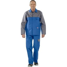 Planam - Multinormjacke Major Protect 5210, kornblau/grau, 60