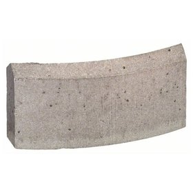 "Bosch - Segmente für Diamantbohrkronen 1 1/4"" UNC Best for Concrete 5, 57 mm, 5"