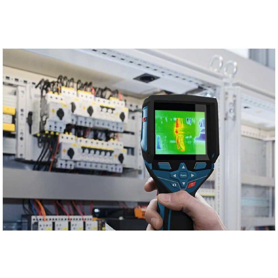 Abdeckung für BOSCH Thermodetektor GTC 400 C Wärmebildkamera