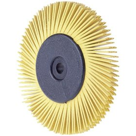 3M™ - Radial Bristle Brush 150x12mm P80 gelb TypA
