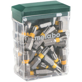 "metabo® - Bit-Box TX 20, ""SP"" 25- teilig (626712000)"